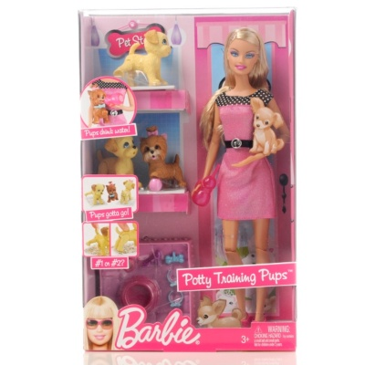 Dolls And Peeing Dogs